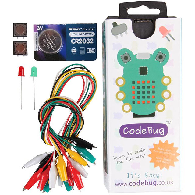 CodeBug Experimenter Kit