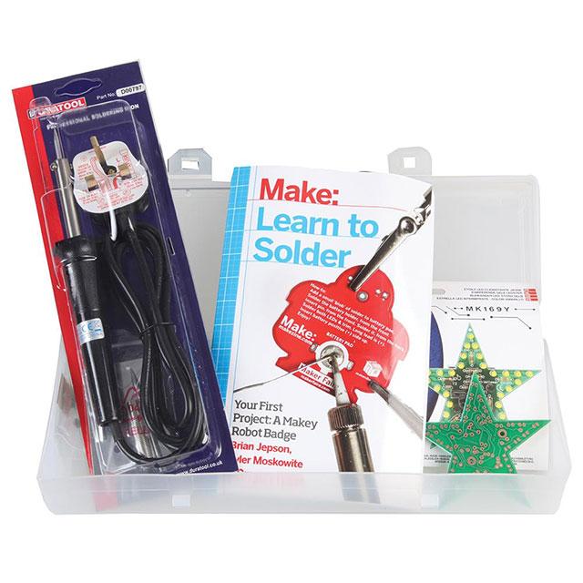 Learn to Solder Kit, Beginners